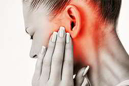 Отилор снимает боль в ушах