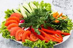 Из мини фермы овощи получаются качественные продукты