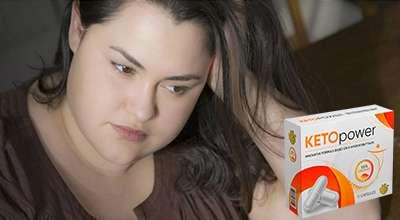 Капсулы Keto Power для похудения.