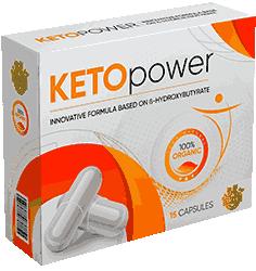 Капсулы Keto Power мини версия.
