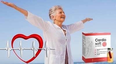 Препарат Cardiosoft от гипертонии.