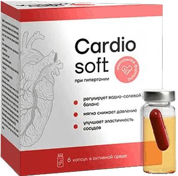 Препарат Cardiosoft.