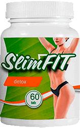 Препарат Slim Fit Detox мини версия.